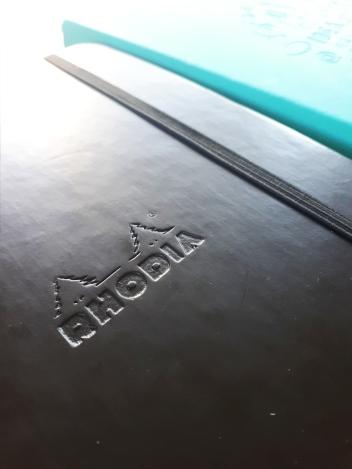 Rhodia A5 Webnotebook cover