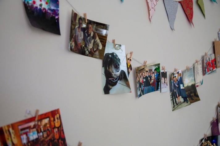 The Bedroom Wall - Rosie Lewis