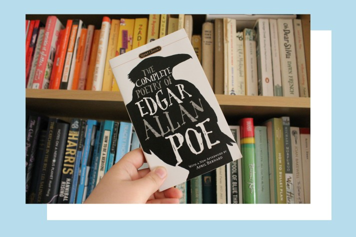 Cover of The Complete Poetry of Edgar Allan Poe