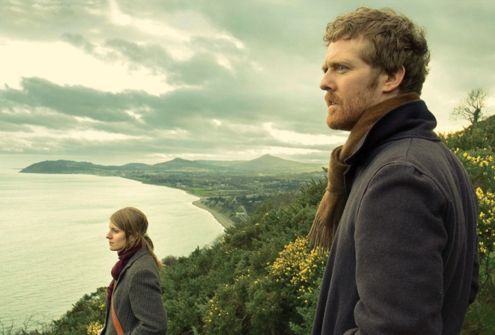 Markéta Irglová and Glen Hansard in Once