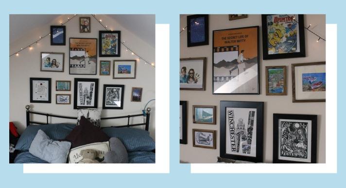 My Bedroom | Rosie Lewis Writes