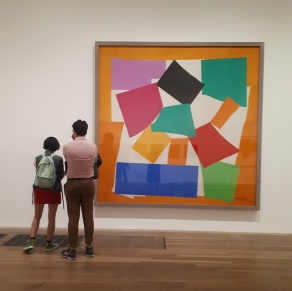 A Matisse at the Tate Modern | rosie abigail