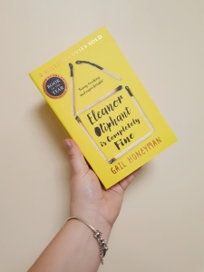 Cover of Eleanor Oliphant is Completely Fine - Gail Honeyman |