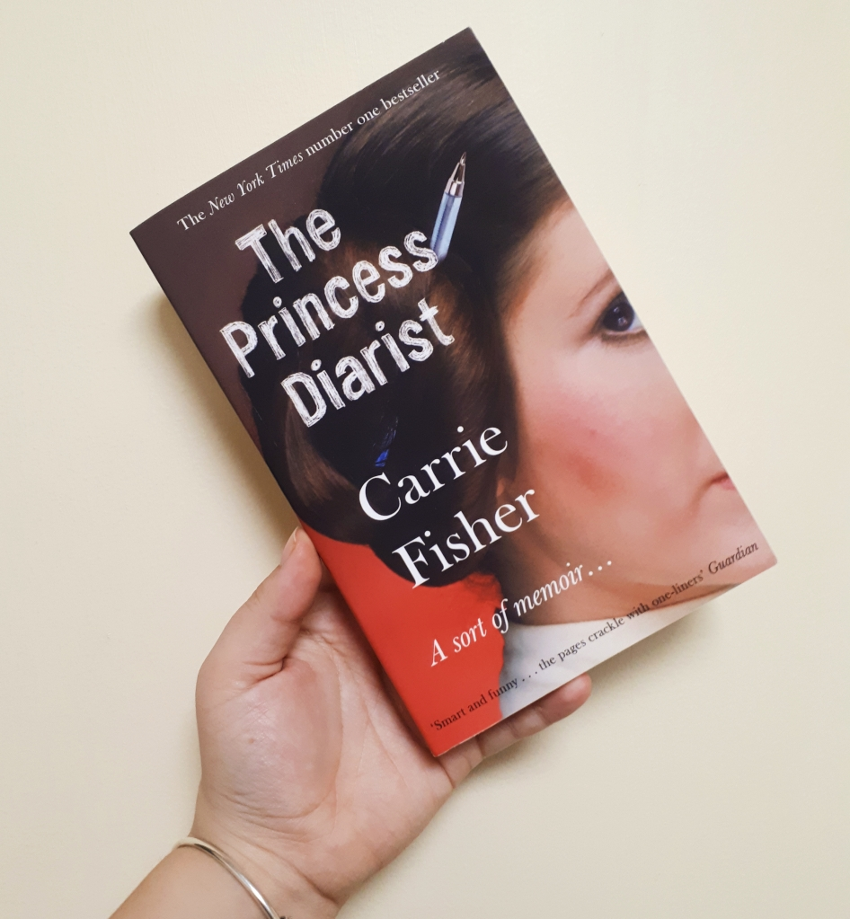 Cover of The Princess Diarist - Carrie Fisher