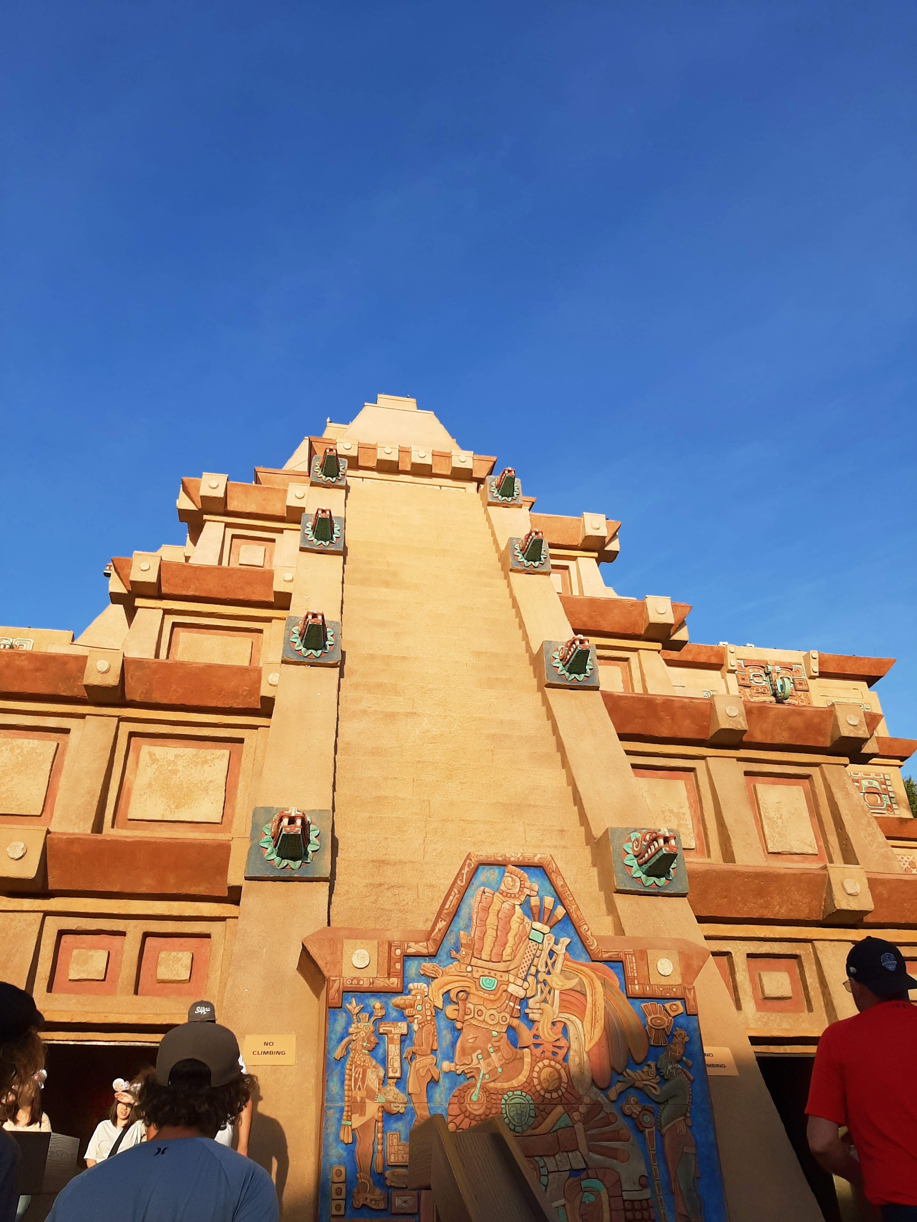 Entrance to the Mexico Pavilion, EPCOT