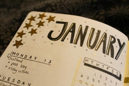 Week 3 January spread