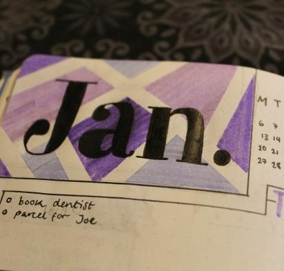 Week 4 January spread