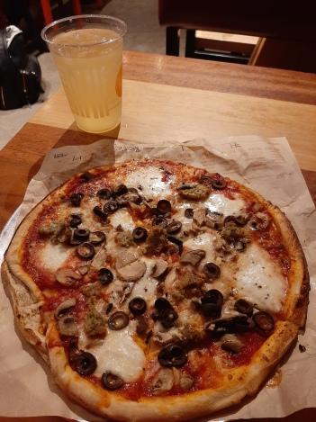 Blaze Pizza | rosie abigail