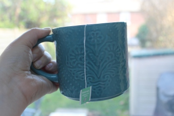 A good cup of peppermint tea | rosie abigail