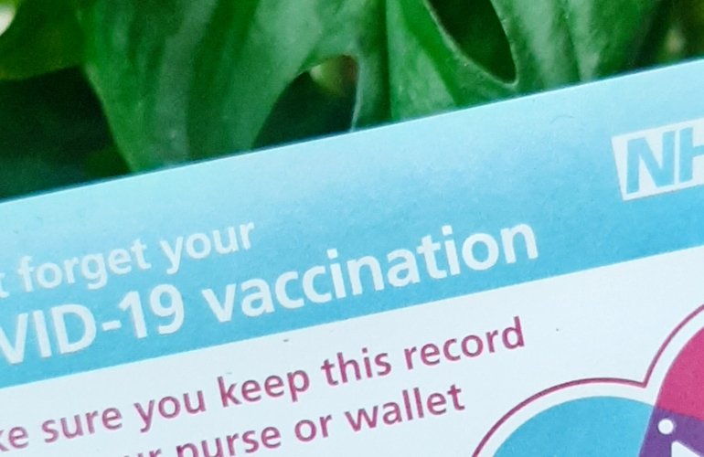 I Got the COVID Vaccine?! | Experience & Side-Effects